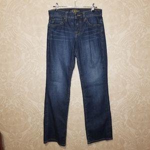 Lucky brand Easy Rider dark wash jeans